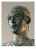 The Charioteer of Delphi (Detail)