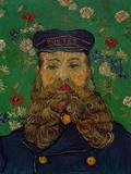 Portrait of the Postman Joseph Roulin, c.1889 Giclée par Vincent Van Gogh