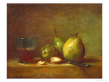 Pears and a Cup of Wine