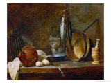 Menu De Maigre  1731