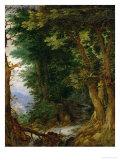 Forest Landscape  1605-1610