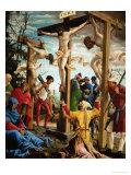 The Crucifixion  from the Saint Sebastian Altar  1518