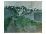 Village Street  Saint Valery-Sur-Somme  1896-1898