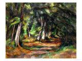 Forest Path  circa 1892