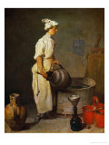 The Waiter  Around 1738
