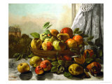 Still Life  Fruit  1871