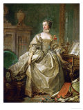 Madame De Pompadour (1721-1764)