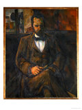 Portrait of Ambroise Vollard  the Art Dealer  Painted 1899