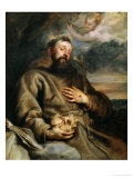 Saint Francis of Assisi  circa 1627-1632