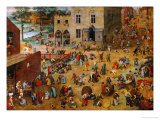 Children's Games  1560