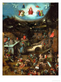 Last Judgment  Central Panel of Triptych
