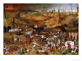 Triumph of Death  circa 1562