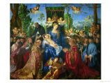 Feast of the Rose Garland  1506