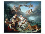 The Rape of Europa  1774
