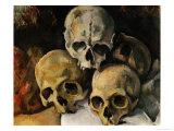 A Pyramid of Skulls  1898-1900