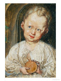 The Christ Child Holding the Orb  1493
