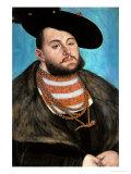 Johann Friedrich the Magnanimous (1503-1554)  Elector of Saxony Since 1532
