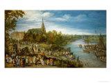 Village Fair in Schelle  1614
