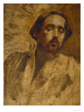 Self-Portrait in the Painter's Smock  1860-1862