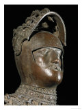 King Artus (Arthur) of Britain  Bronze  Cast by Peter Vischer  1513