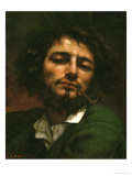 Portrait of the Artist (L'Homme a La Pipe)  1849