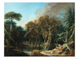 The Woods  1740