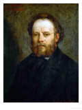 The Philosopher Pierre-Joseph Prudhon  1865