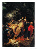 The Seizure of Christ  1618-1620