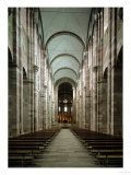 Interior of Speyer Cathedral