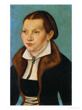 Katharina Von Bora  Martin Luther's Wife