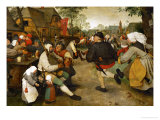 Peasants&#39; Dance  1568