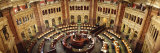 Library Reading Room  Library of Congress  Washington DC  USA