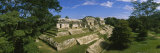 Ruins of a Palace  Palenque  Chiapas  Mexico