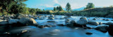 Rocks in the River  Mount Taranaki  Taranaki  North Island  New Zealand