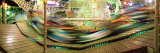 Carousel in Motion  Amusement Park  Stuttgart  Germany