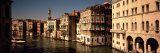 Buildings on the Waterfront  Venice  Italy