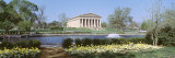 Building in the Park  the Parthenon Bicentennial Park  Nashville  Tennessee  USA