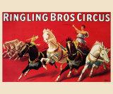 Rigling Bros Circus  1916