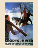 Sports d'Hiver  1929