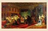 Le Cardinal Mazarin Mourant  1830