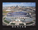 Dever Broncos- New Invesco Field