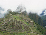 Machu Picchu  Lost City of the Incas  Peru