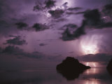 Lightning and Thunderstorm Over Sulu-Sulawesi Seas  Indo-Pacific Ocean