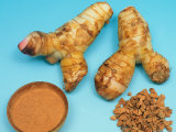 Galangal / Ginger Roots and Powder (Alpinia Galanga)