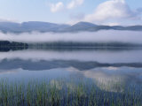 Dawn Over Loch Morlich  Cairngorms National Park  Scotland