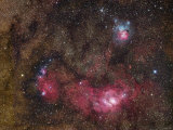 Nebulosity in Sagittarius