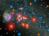 Red Super Giant Cluster