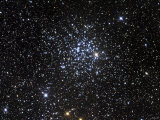 Messier 52  Also Known as NGC 7654  is an Open Cluster in the Cassiopeia Constellation