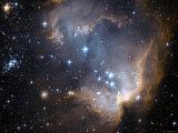 Small Magellanic Cloud Papier Photo par Stocktrek Images