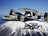 E-2C Hawkeyes